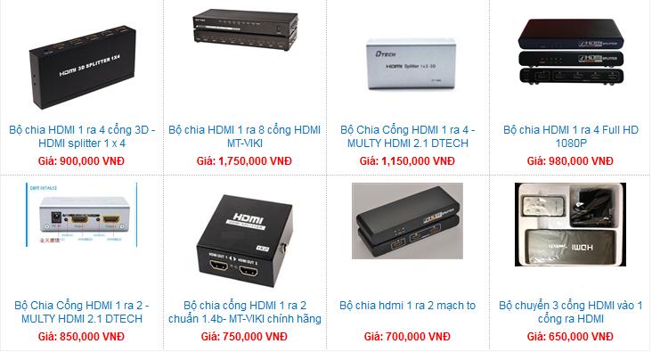 Bộ chia HDMI