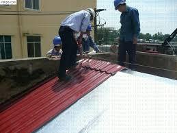Sửa mái tôn 2