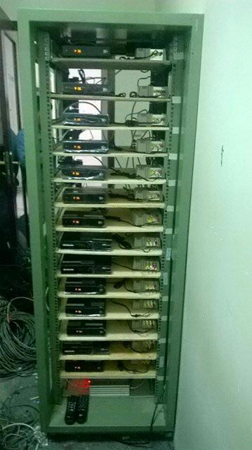 hệ thông truyền hình cho khách sạn